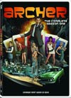 Archer Season 1 Blu-ray DVD