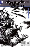 Batman The Dark Knight Vol 2 #14 Incentive David Finch Sketch Cover