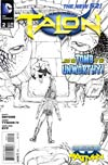Talon #2 Incentive Guillem March Sketch Cover