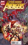 New Avengers Vol 2 #34 Variant Final Issue Cover