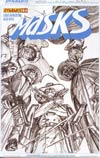 Masks #1 Incentive Alex Ross Sketch Cover
