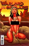 Warlord Of Mars #22 Incentive Jose Malaga Risque Art Variant Cover