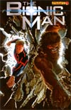 Bionic Man #14 Regular Alex Ross Cover
