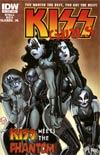 KISS Vol 2 #6 Regular Cover B Jamal Igle