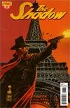 Shadow Vol 5 #8 Regular Francesco Francavilla Cover