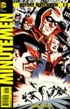 Before Watchmen Minutemen #5 Incentive Michael Cho Variant Cover