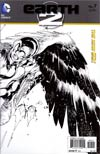 Earth 2 #7 Incentive Ivan Reis Sketch Cover