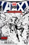 AVX Consequences #1 2nd Ptg Patrick Zircher Variant Cover