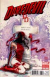 Daredevil End Of Days #3 Incentive David Mack Variant Cover