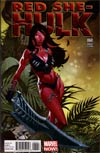 Red She-Hulk #60 Incentive Chris Stevens Variant Cover
