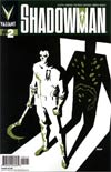 Shadowman Vol 4 #2 Incentive Dave Johnson Variant Cover