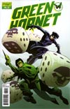 Kevin Smiths Green Hornet #31 Phil Hester Cover