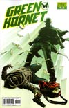 Kevin Smiths Green Hornet #31 Stephen Sadowski Cover