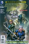 Team 7 Vol 2 #3 Incentive Ivan Reis Variant Cover