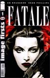 Image Firsts Fatale #1 Current Ptg