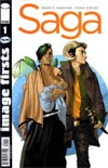 Image Firsts Saga #1 Current Ptg