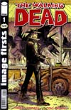 Image Firsts Walking Dead #1 Current Ptg