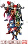 Marvel Now 2013 Calendars