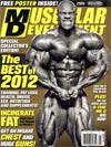 Muscular Development Magazine Vol 50 #1 Jan 2013