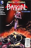 Batgirl Vol 4 #14 2nd Ptg (Death Of The Family Tie-In)