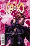 A Plus X #3 Cover A Regular Kaare Andrews Cover