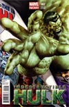 Indestructible Hulk #2 Incentive Mike Deodato Jr Variant Cover