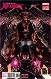 Uncanny X-Force #35 Incentive Simone Bianchi Variant Cover