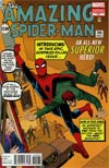Amazing Spider-Man Vol 2 #700 Cover H Incentive Steve Ditko Variant Cover