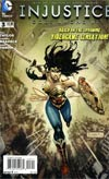 Injustice Gods Among Us #3 1st Ptg
