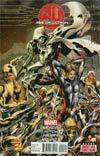 Age Of Ultron #2 1st Ptg Regular Bryan Hitch Cover