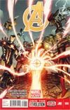Avengers Vol 5 #8 Regular Dustin Weaver Cover