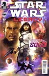 Star Wars Legacy Vol 2 #1 Prisoner Of The Floating World Part 1