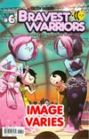 Bravest Warriors #6 Regular Cover (Filled Randolmy With 1 Of 2 Covers)
