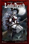 Lady Death Vol 3 #23 Witchcraft Cover