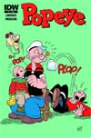 Popeye Vol 3 #11 Regular Vince Musacchia Cover