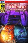 Transformers Regeneration One #89 Regular Cover (Filled Randomly With 1 Of 2 Covers)