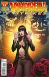 Vampirella Strikes Vol 2 #3 Regular Cover A Johnny Desjardins