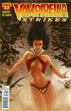 Vampirella Strikes Vol 2 #3 Regular Cover B Fabiano Neves