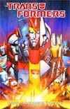Transformers More Than Meets The Eye Vol 3 TP