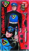 Captain Action Mission 013 Deluxe Action Figure