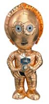 Star Wars C-3PO 9-Inch Talking Plush