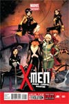 X-Men Vol 4 #1 Marvel Now Poster