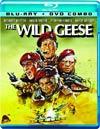 Wild Geese Blu-ray Combo DVD