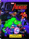 Avengers Earths Mightiest Heroes Vol 6 DVD