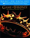 Game Of Thrones The Complete Season 2 DVD