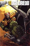 Judge Dredd Vol 4 #2 1st Ptg Regular Cover A Zach Howard