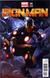 Iron Man Vol 5 #5 Incentive Jim Cheung Variant Cover