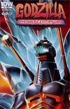 Godzilla Half-Century War #4 Incentive John Katz Variant Cover