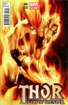Thor God Of Thunder #4 Incentive Olivier Coipel Variant Cover