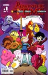 Adventure Time Fionna & Cake #1 1st Ptg Regular Cover A JAB